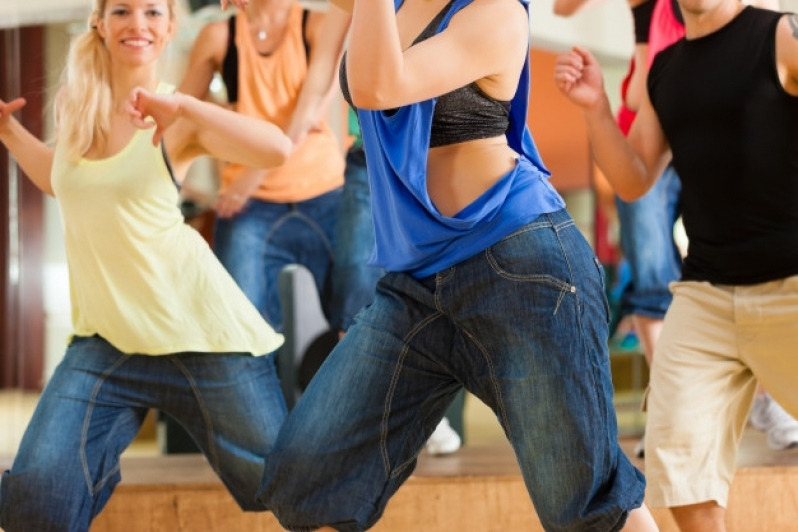 Aula Fitdance Iniciante Valores Vila Marcondes - Hora Aula Fitdance