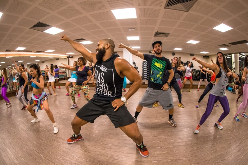 Fitdance Aula Vila Marcondes - Fitdance Aula