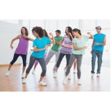 academia aula fit dance km 18