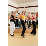 aulas fitdance iniciante km 18