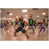 fitdance aula Vila Marcondes